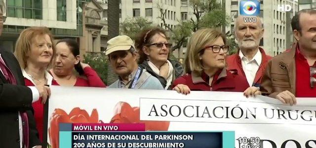 Generando conciencia sobre el Parkinson en Uruguay